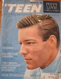 on the cover of Teen (United States) - November 1962