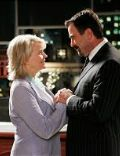 Tom Selleck and Candice Bergen