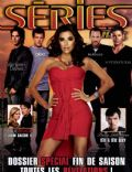 Cory Monteith, Eva Longoria, Hugh Laurie, Ian Somerhalder, Jensen Ackles on the cover of Series Mag (France) - July 2011