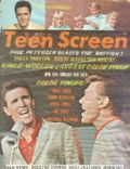 Elvis Presley on the cover of Teen Screen (United States) - May 1965