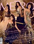Bea Alonzo, Julia Montes, Kathryn Bernardo, Kim Chiu on the cover of Metro (Philippines) - August 2012