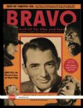 Gregory Peck on the cover of Bravo (Germany) - October 1956
