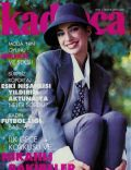 Eysan Özhim on the cover of Kadinca (Turkey) - October 1996