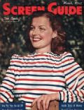 Screen Guide Magazine [United States] (March 1942)