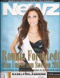 Newz Magazine [Sweden] (13 May 2011)