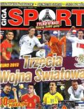 Cristiano Ronaldo on the cover of Giga Sport (Poland) - June 2012