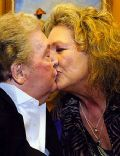 Jerry Lee Lewis and Judith Brown