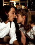 Johnny Depp and Mary Masterson