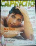Bruno Gagliasso on the cover of Capricho (Brazil) - January 2003