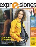 Expresiones Magazine [Ecuador] (11 February 2011)