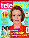 Daria Widawska on the cover of Tele Max (Poland) - March 2012
