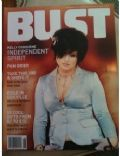 Kelly Osbourne on the cover of Bust (United States) - December 2003