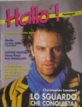 Halló! Magazine [Italy] (September 1989)