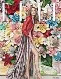 Frida Gustavsson on the cover of Elle (Sweden) - February 2013