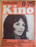 Treffpunkt Kino Magazine [East Germany] (August 1975)