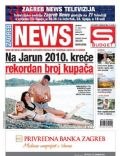Zagreb News Magazine [Croatia] (23 June 2010)