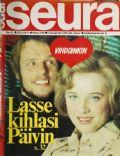 Seura Magazine [Finland] (23 May 1975)