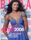 Martyna Sobolewska on the cover of Biba (France) - January 2006