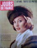 Jours de France Magazine [France] (7 February 1959)