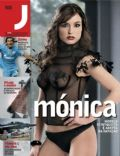 Mônica Carvalho on the cover of J Magazine (Portugal) - September 2008