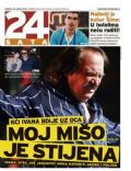24 Sata Magazine [Croatia] (18 June 2011)