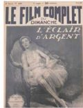 Dorothy Mackaill on the cover of Le Film Complet (France) - March 1929