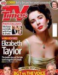 TV Times Magazine [United Kingdom] (14 April 2012)