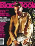 Nicholas Hoult on the cover of Black Book (United States) - June 2011