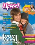 Andres Gil, Micaela Riera on the cover of Oops (Uruguay) - April 2010