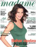 Drew Barrymore on the cover of Madame Figaro (Turkey) - March 2006