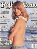 Laura Dern on the cover of Rolling Stone (United States) - June 1993