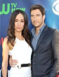 Maggie Q and Dylan McDermott