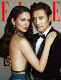 Catherine Zeta-Jones on the cover of Elle (North Korea) - August 2013