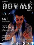 Hayko Cepkin on the cover of Dovme Sanati (Turkey) - September 2008
