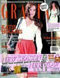 Grazia Magazine [Bahrain] (September 2011)