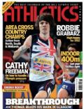 Athletics Weekly Magazine [United Kingdom] (9 February 2012)