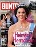 Bunte Magazine [Germany] (22 April 2010)