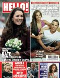 Hello! Magazine [United Kingdom] (27 February 2012)