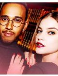 Barbara Palvin and Lewis Hamilton