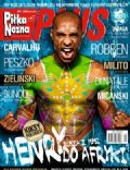 Thierry Henry on the cover of Pi Ka No Na Plus (Poland) - May 2010