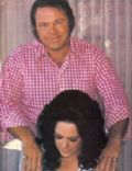 Roy Clark and Barbara Joyce Rupard