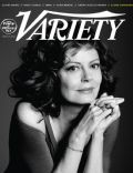 Susan Sarandon on the cover of Variety (United States) - April 2014