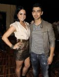 JoJo and Joe Jonas