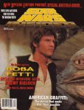 Harrison Ford on the cover of Star Wars Insider (United States) - July 1996