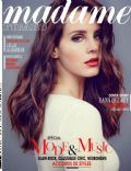 Lana Del Rey on the cover of Madame Figaro (France) - June 2014