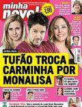 Minha Novela Magazine [Brazil] (28 May 2012)