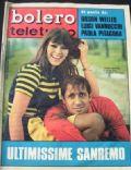 Bolero Teletutto Magazine [Italy] (8 February 1970)