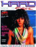 Hard Force Magazine [France] (January 1988)