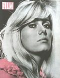 Catherine Deneuve on the cover of Film (Poland) - July 1967