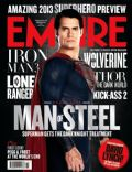 Henry Cavill, Man of Steel, Superman on the cover of Empire (United Kingdom) - March 2013